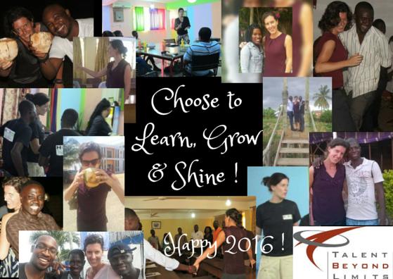 Choose to Learn, Grow & Shine !