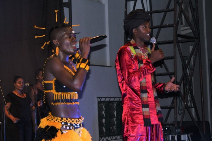 Wiyaala and Mwintombo